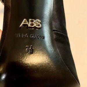 ABS Allen Schwartz Shoes - ABS by Allen Schwartz Sabrena Embellished bow